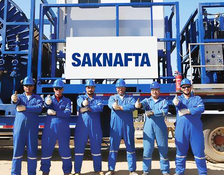 About Saknafta