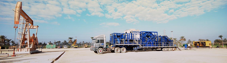 Oilfield  Equipment Supplies